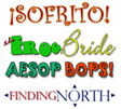 Sofrito, The Frog Bride, Aesop Bops!, Finding North